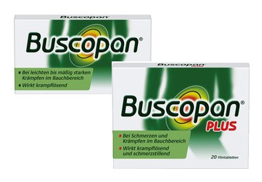 Buscopan® Plus